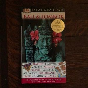 Traveling to Bali? Here is a great guidebook!